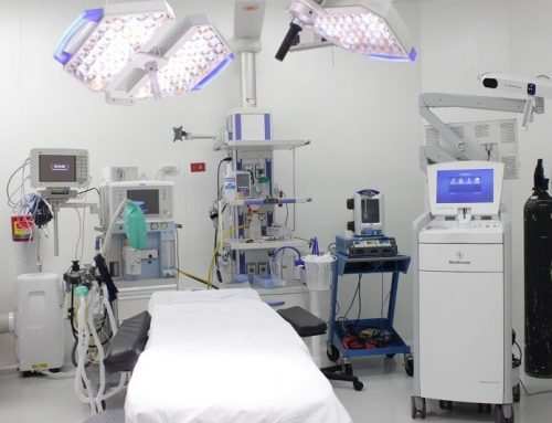 Equipos de última tecnología en La Misericordia Clínica Internacional