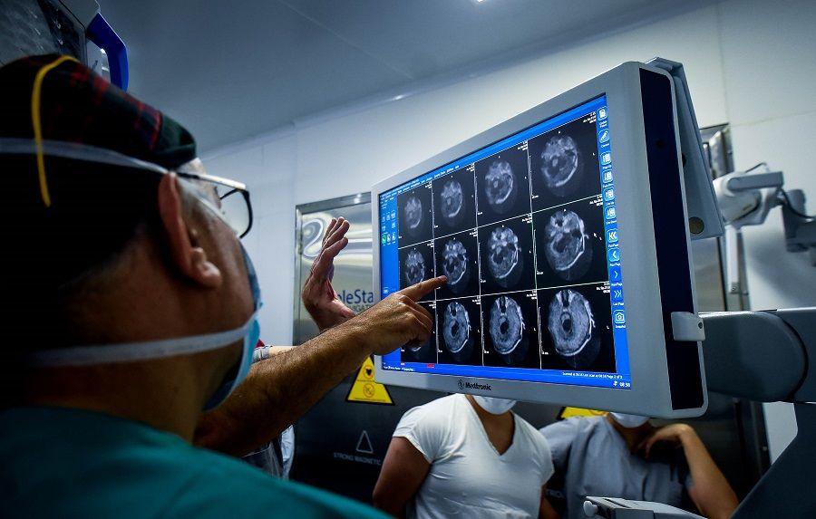 Cirugía resonancia intraoperatoria en Colombia