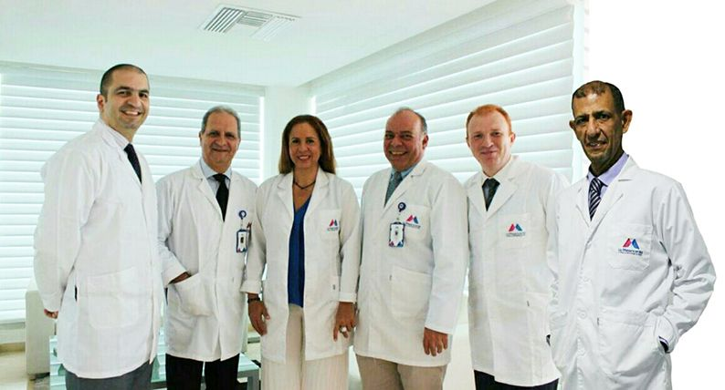 Equipo de neurociencias