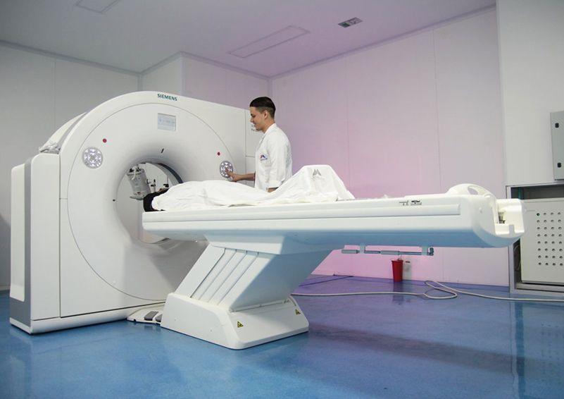 Imagenología resonador clínica barranquilla