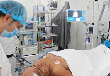 Neuronavegador para neuronavegación clínica la misericordia neurocirugía Successful cases on Neurosurgery service