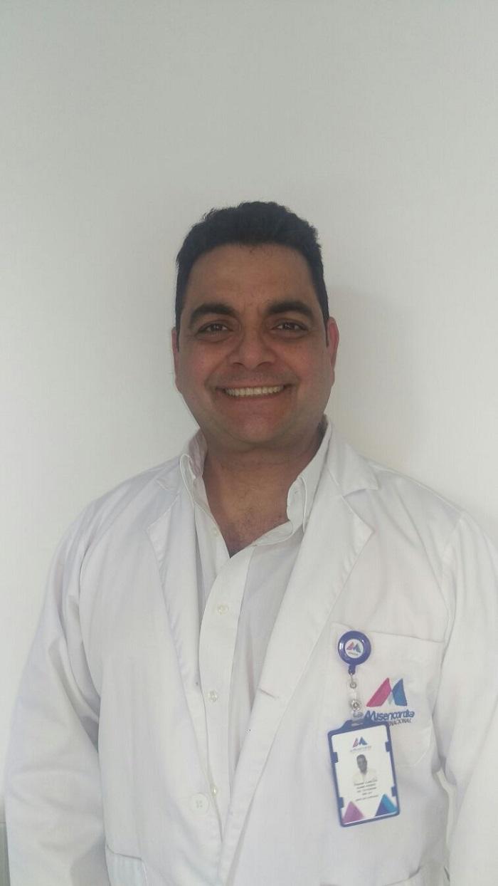 Dr. Frank Cure Pérez