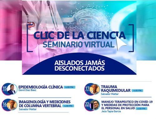 Clic de la Ciencia: Seminarios Virtuales